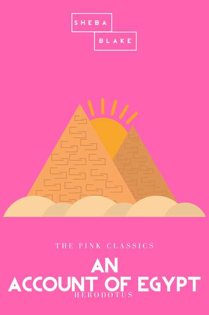 Sheba Blake An Account of Egypt | The Pink Classics sheba blake a girl of the limberlost