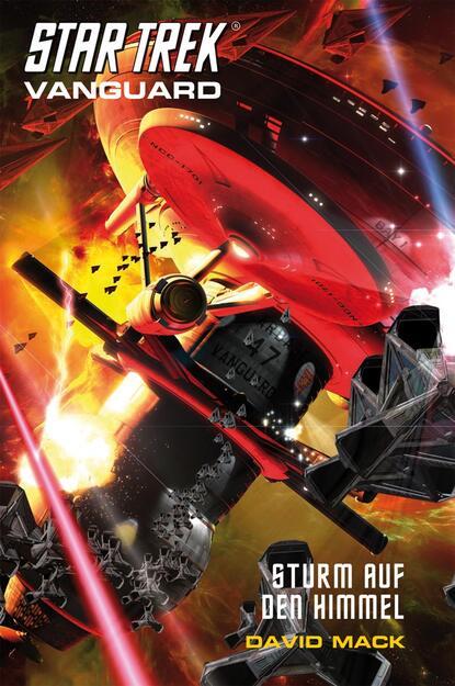 David Mack Star Trek - Vanguard 8: Sturm auf den Himmel недорого