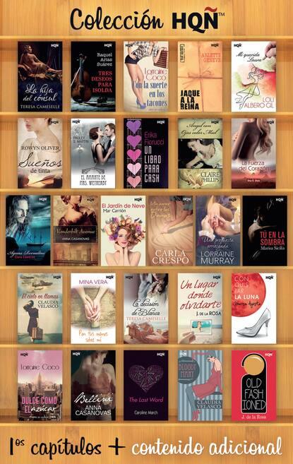 Фото - Varios autores HQÑ 26 primeros capítulos 4 autores varios sociolugares