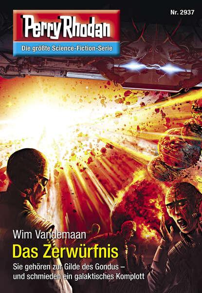 Wim Vandemaan Perry Rhodan 2937: Das Zerwürfnis wim vandemaan jupiter 8 wie man sterne programmiert