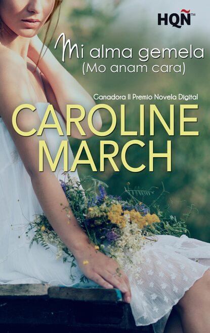 Caroline March Mi alma gemela (Mo anam cara) - Ganadora II Premio Digital giovanni quessep érase mi alma