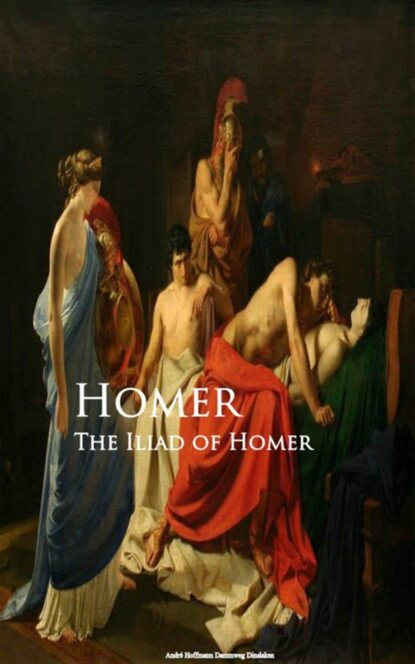 Homer The Iliad of Homer homer the iliad of homer done into english prose