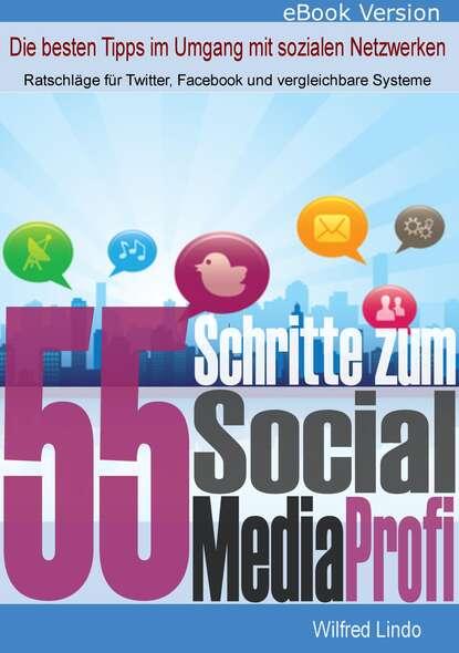 Wilfred Lindo 55 Schritte zum Social Media Profi - Die besten Tipps im Umgang mit sozialen Netzwerken gisela schlüter per k mit highspeed zum erfolg im business