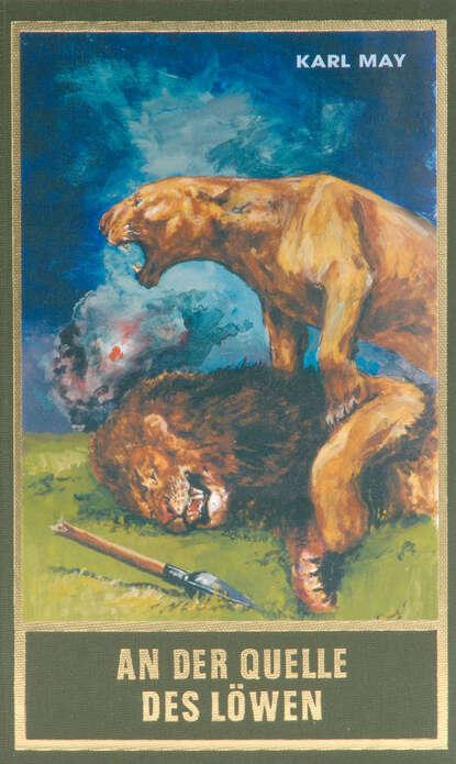 Karl May An der Quelle des Löwen quelle schiesser 347008