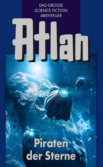 Atlan 19: Piraten der Sterne (Blauband) фото