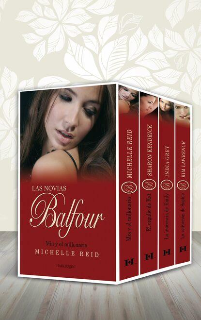 Varias Autoras Pack Las novias Balfour 1 varias autoras pack las novias balfour 2