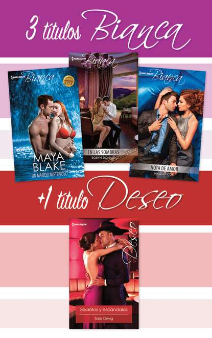 Varias Autoras Pack Bianca y Deseo junio 2016 varias autoras pack deseo y jazmín abril 2016