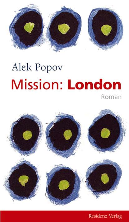 Alek Popov Mission: London недорого