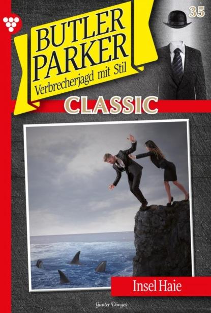 Butler Parker Classic 35 – Kriminalroman