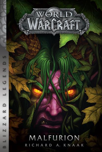 Richard A. Knaak World of Warcraft: Malfurion richard a knaak world of warcraft die nacht des drachen