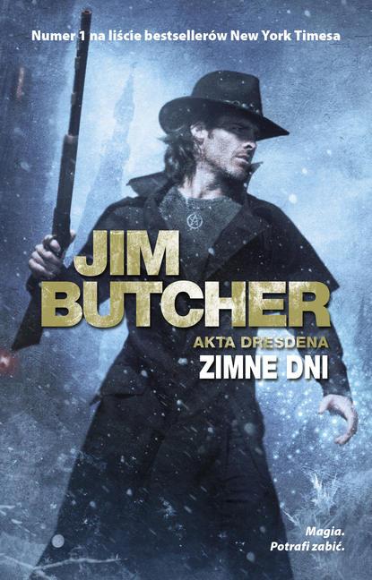 Фото - Jim Butcher Zimne dni jim butcher zimne dni