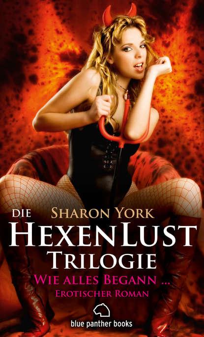 Sharon York Die HexenLust Trilogie - Wie alles begann | Erotischer Roman недорого