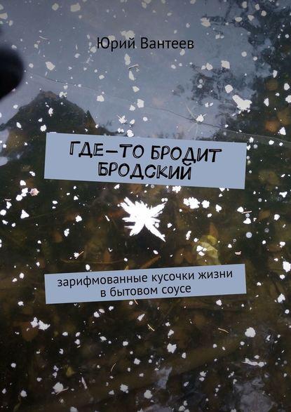 Юрий Вантеев Где-то бродит Бродский. Зарифмованные кусочки жизни вбытовом соусе