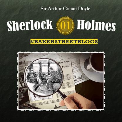 Sabine Friedrich Sherlock Holmes, Bakerstreet Blogs, Folge 1 blogs