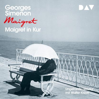 Georges Simenon Maigret in Kur (Ungekürzt) maigret 19