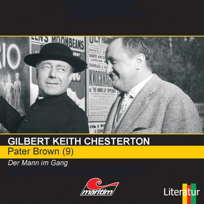 Фото - Гилберт Кит Честертон Pater Brown, Folge 9: Der Mann im Gang гилберт кит честертон pater brown folge 22 die purpurfarbene perücke