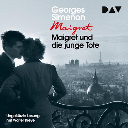 Georges Simenon Maigret und die junge Tote (Ungekürzt) maigret 19