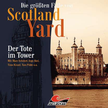 Paul Burghardt Die größten Fälle von Scotland Yard, Folge 27: Der Tote im Tower der tote im see page 2