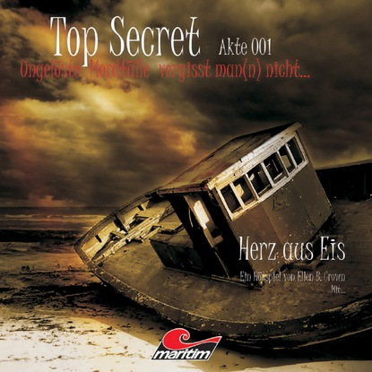Ellen B. Crown Top Secret, Akte 1: Herz aus Eis блуза top secret top secret mp002xw18mci