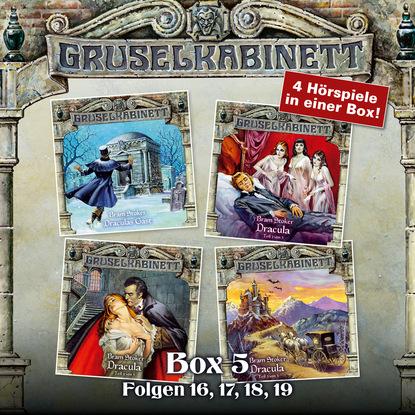 Фото - Bram Stoker Gruselkabinett, Box 5: Folgen 16, 17, 18, 19 bad bram stoker