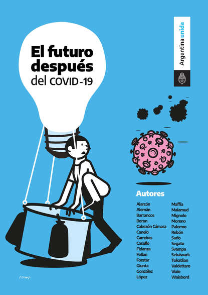 Argentina Futura El futuro después del covid-19 herbert king el vivir y pensar orgánicos