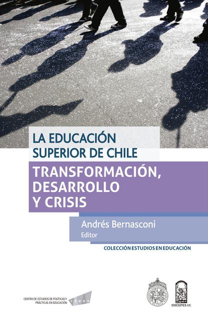 Фото - Andrés Bernasconi La educación superior de Chile carlos rodrigues brandão la educación popular de ayer y de hoy
