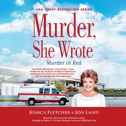 Jon Land Murder in Red - Murder, She Wrote, Book 49 (Unabridged) jon land the murder of twelve murder she wrote book 51 unabridged