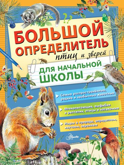 П. М. Волцит Большой определитель птиц и зверей для начальной школы п м волцит почему идёт дождь