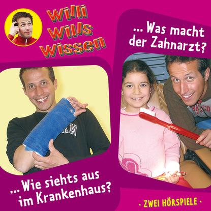Фото - Jessica Sabasch Willi wills wissen, Folge 8: Wie siehts aus im Krankenhaus? / Was macht der Zahnarzt? kay wills wyma selbst ist das kind