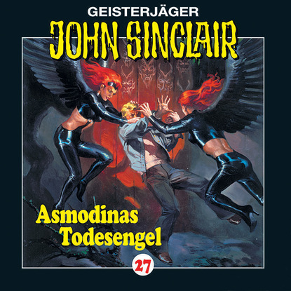Jason Dark John Sinclair, Folge 27: Asmodinas Todesengel jason dark john sinclair folge 22 asmodinas reich 2 2
