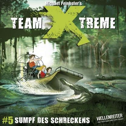 Michael Peinkofer Team X-Treme, Folge 5: Sumpf des Schreckens