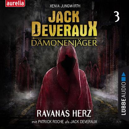 Xenia Jungwirth Ravanas Herz - Jack Deveraux Dämonenjäger 3 (Inszenierte Lesung) herz mdl 3 page 1