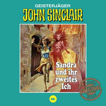 Jason Dark John Sinclair, Tonstudio Braun, Folge 86: Sandra und ihr zweites Ich (Ungekürzt) jason dark john sinclair tonstudio braun folge 47 disco dracula