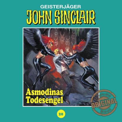 Jason Dark John Sinclair, Tonstudio Braun, Folge 20: Asmodinas Todesengel jason dark john sinclair folge 22 asmodinas reich 2 2