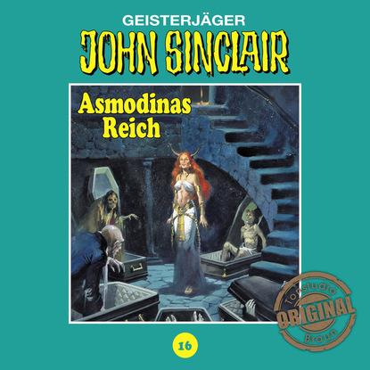 Jason Dark John Sinclair, Tonstudio Braun, Folge 16: Asmodinas Reich. Teil 2 von 2 jason dark john sinclair tonstudio braun folge 37 die hexeninsel teil 2 von 2