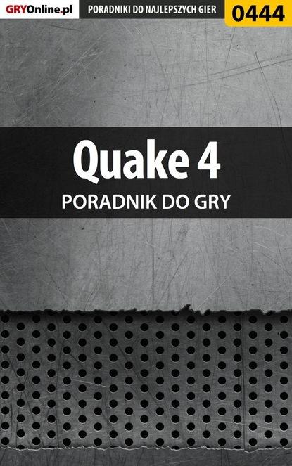 Krystian Smoszna Quake 4 krystian smoszna quake 4