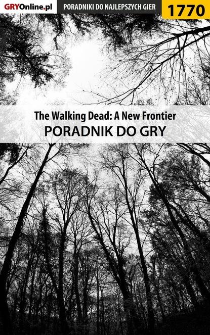 Jacek Winkler «Ramzes» The Walking Dead: The Telltale Series - A New Frontier maggie shayne thicker than water