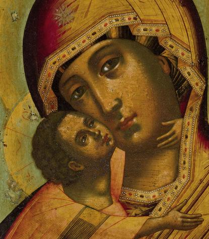 Иконы из собрания Переславского музея заповедника