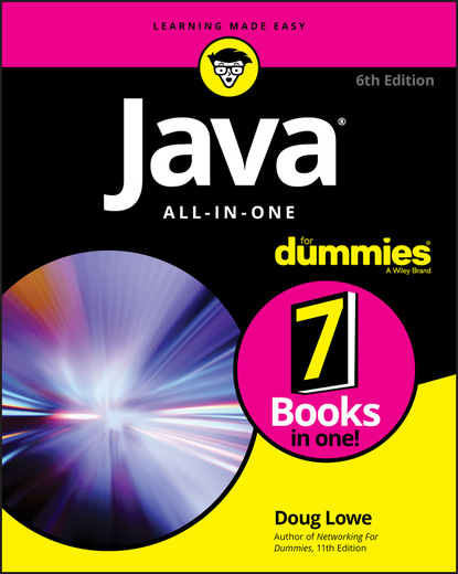 Doug Lowe Java All-in-One For Dummies недорого