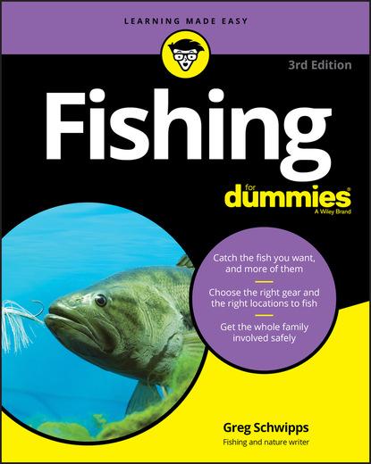 Greg Schwipps Fishing For Dummies недорого
