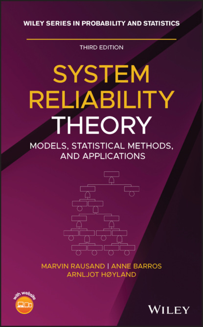 Marvin Rausand System Reliability Theory marvin rausand risk assessment theory methods and applications