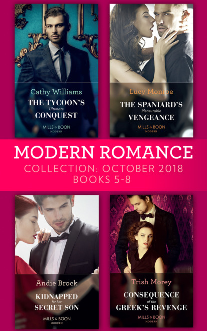 Modern Romance October 2018 Books 5-8