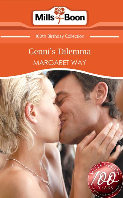 Фото - Margaret Way Genni's Dilemma margaret way segundo compromisso