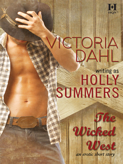 Victoria Dahl The Wicked West the victoria letters