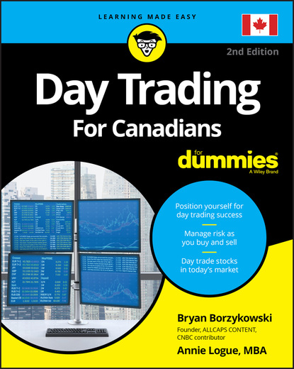 Фото - Bryan Borzykowski Day Trading For Canadians For Dummies ron guth coin collecting for dummies