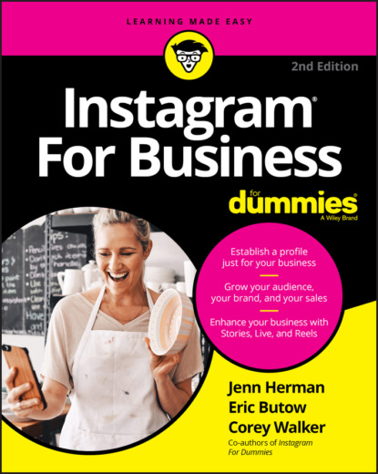 Фото - Eric Butow Instagram For Business For Dummies ron guth coin collecting for dummies