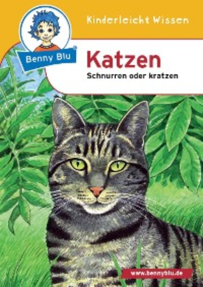 Фото - Nicola Herbst Benny Blu - Katzen nicola herbst benny blu olympia