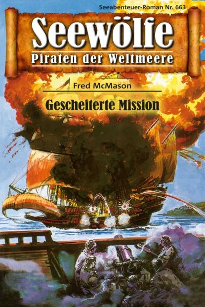 Seew?lfe - Piraten der Weltmeere 663