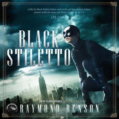 Raymond Benson Das erste Tagebuch 1958 - Black Stiletto, Band 1 (Ungekürzt)