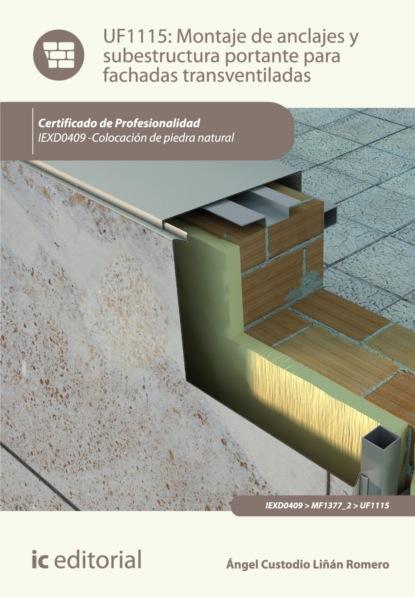 Фото - Ángel Custodio Liñán Romero Montaje de anclajes y subestructura portante para fachadas transventiladas. IEXD0409 eloy para astrología y tarot